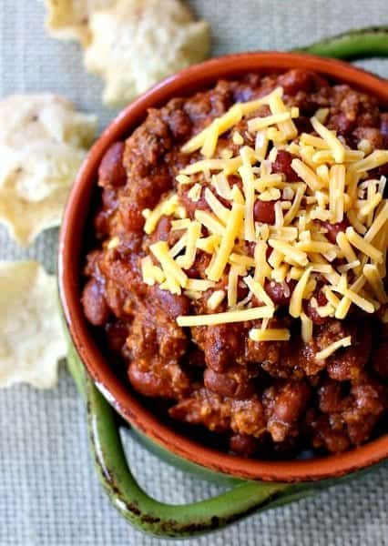 everyday chili top