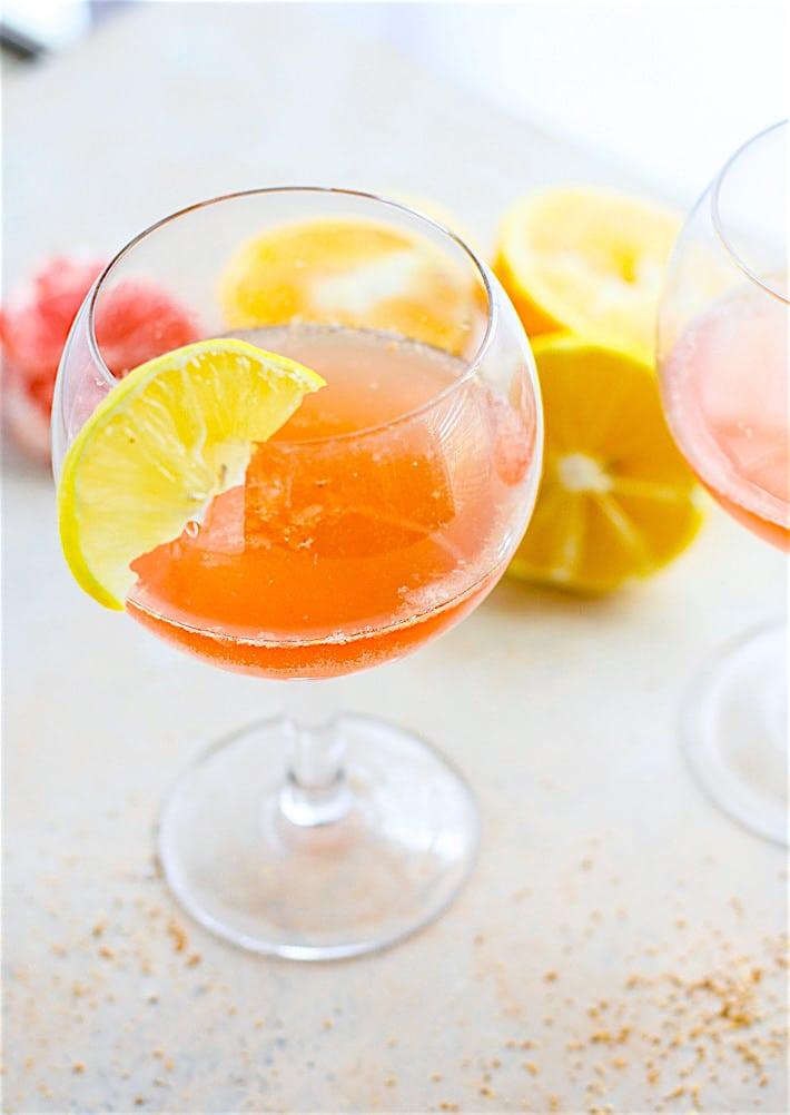Cinco de Mayo Tequila Cocktails - Light Paloma Cocktail